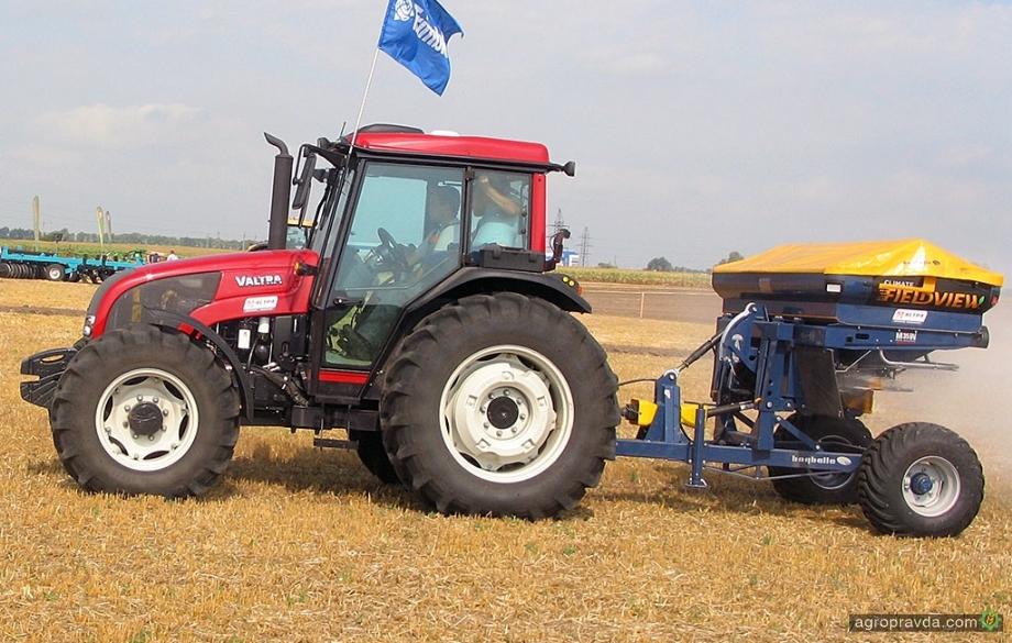 У кого Украина покупает разбрасыватели удобрений: ТОП стран