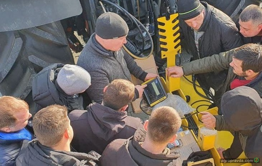 BEDNAR в Україні удосконалює сервісне обслуговування